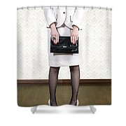 The 40s Shower Curtain