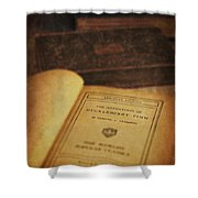 The Adventures Of Huckleberry Finn Shower Curtain by Edward Fielding