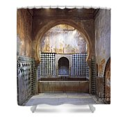 The Alhambra Shower Curtain