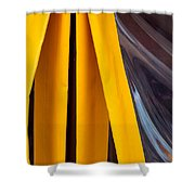 The Angle Project - Covered Angle - Featured 2 Shower Curtain