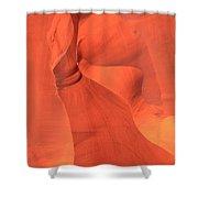The Antelope Slide Shower Curtain
