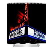 The Apollo Theater Shower Curtain