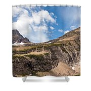 The Approach To Mount Reynolds Shower Curtain