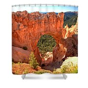 The Arch At Bryce Shower Curtain