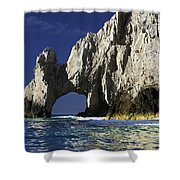 The Arch Cabo San Lucas Shower Curtain