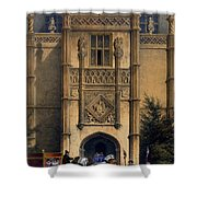 The Arch, Montacute House, Somerset Shower Curtain