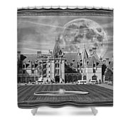 The Art Of Biltmore Shower Curtain
