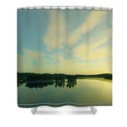 The Atoll... Shower Curtain