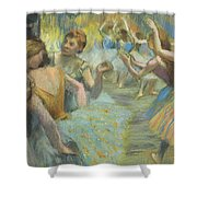 The Ballet Shower Curtain