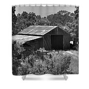 The Barn 2 Shower Curtain