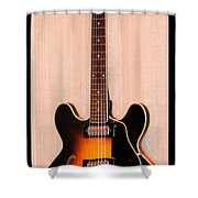 The Beach Boys Brian Wilson's Guitar Shower Curtain