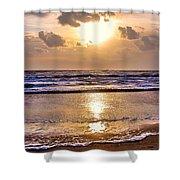 The Beach Part 2 Shower Curtain