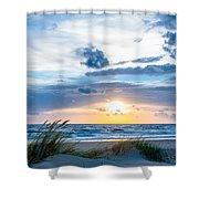 The Beach Part 4 Shower Curtain