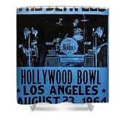 The Beatles Live At The Hollywood Bowl Shower Curtain