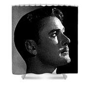 the Beautiful Man Shower Curtain