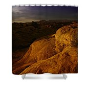 The Beauty Of Canyonlands Shower Curtain
