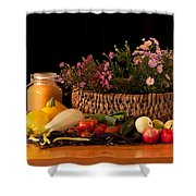 The Beauty Of Fall Shower Curtain