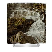 The Beauty Of It All Shower Curtain