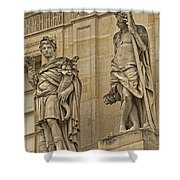 The Beauty Of Versailles - 3 Shower Curtain