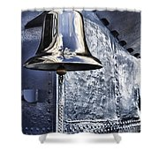 The Bell-uss Bowfin Pearl Harbor Shower Curtain
