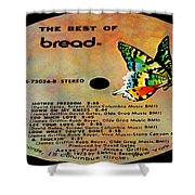 The Best Of Bread Side 2 Shower Curtain