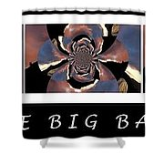The Big Bang - Creation Of The Universe Shower Curtain