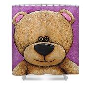 The Big Bear Shower Curtain