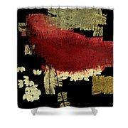 The Bird - V09a01a Shower Curtain