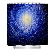 The Birth Of Universe Shower Curtain