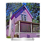 The Blessing In Asbury Grove In South Hamilton-massachusetts Shower Curtain