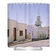 The Bo Kaap Shower Curtain