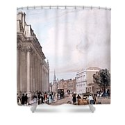 The Board Of Trade, Whitehall Shower Curtain