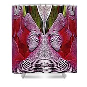 The Bouquet Unleashed 26 Shower Curtain