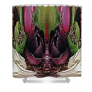 The Bouquet Unleashed 34 Shower Curtain