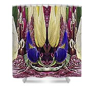 The Bouquet Unleashed 35 Shower Curtain