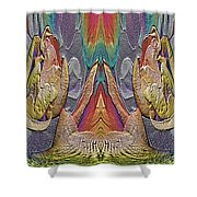 The Bouquet Unleashed 41 Shower Curtain