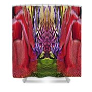 The Bouquet Unleashed 42 Shower Curtain