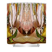 The Bouquet Unleashed 95 Shower Curtain