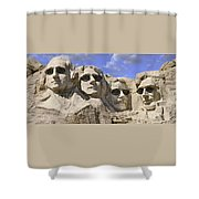 The Boys Of Summer 2 Panoramic Shower Curtain