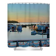 The Break Of A New Day... Shower Curtain