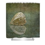 The Breath Of Time Shower Curtain