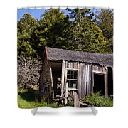 The Bunkhouse Shower Curtain