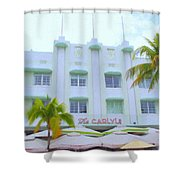 The Carlyle Shower Curtain