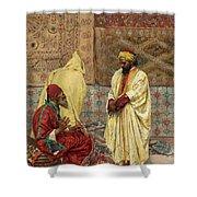 The Carpet Bazaar Shower Curtain