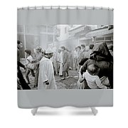 The Casbah Shower Curtain