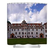 The Castle Of Celle Shower Curtain