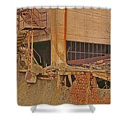 The Catacombs Shower Curtain
