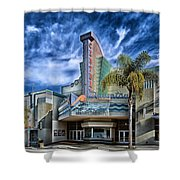 The Century Theatre Shower Curtain