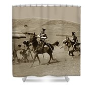 The Charge Of The Light Brigade 1936 Shower Curtain