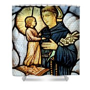 The Child Prophet Shower Curtain
